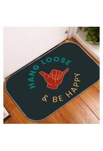 Tapete Decorativo Hang Loose Único