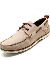 Sapato Couro Reserva Aron Bege