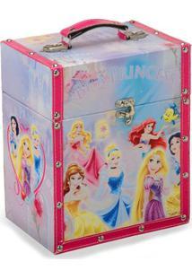 Porta-Jóias Princesas - Disney - Mabruk