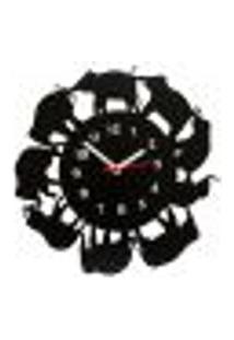Relógio De Parede Decorativo - Modelo Elefantes