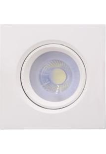 Spot Embutido, Bella Iluminação, Polidl127P3, Branco
