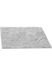 Tapete Neo Cotton Prime 0,50X0,70 Branco Camesa