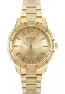Relógio Feminino Euro Eu2035Ynd/4D 40Mm Aço - Feminino-Dourado
