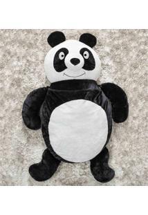 Puff Gigante Para Dormir Pelúcia Panda Grande Com 1 Peças - Enxovais Ibitinga
