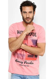 Camiseta Kohmar Wonderful Masculina - Masculino
