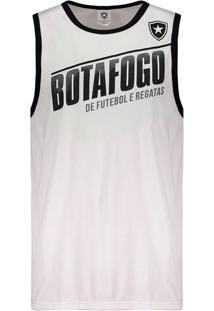 61c08e62cd Regata Botafogo Estampada feminina