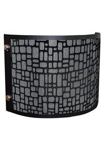 Arandela Taschibra Radiance G9 Lâmpada Led 6500K 127V Preta