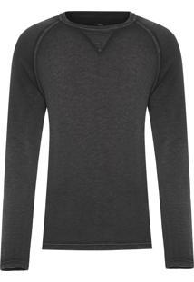 Camiseta Masculina Ancora Dark - Preto
