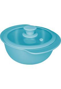 Panela De Cerâmica Pequena 1,3L Azul Acqua Oxford Cookware