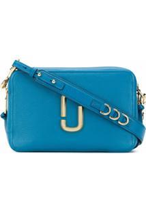 Marc Jacobs Bolsa Transversal The Softshot - Azul