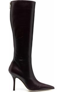 Paris Texas Bota Mama Boot - Vermelho