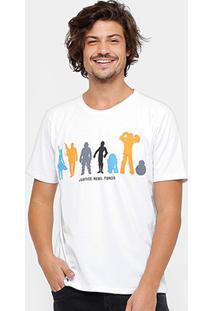Camiseta Disney Justice Rebel Forces Masculina - Masculino