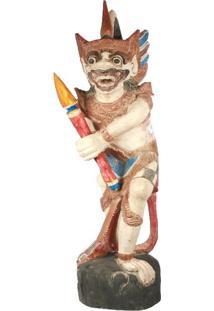 Escultura Hanuman Monkey 70Cm