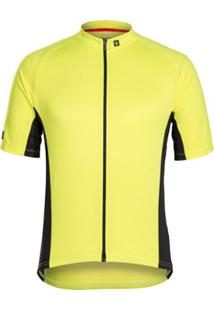 Camisa Bontrager Solstice Visibilidade - Masculino