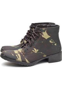 Bota Cano Curto Life21 L2 260-5 Militar