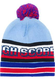 Hilfiger Collection Gorro Color Block - Estampado