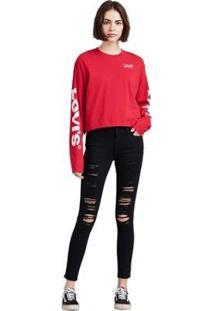 Calça Jeans Levis 711 Skinny - 10291 - Feminino