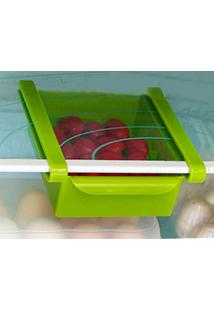 Gaveteiro Organizador A263 Verde Basic Kitchen