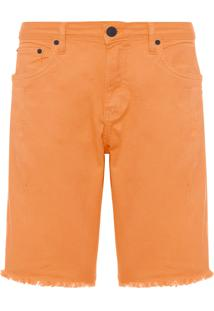 Bermuda Masculina Color Five Pockets - Marrom