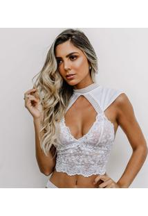 Top Gola Alta Allure Branco G