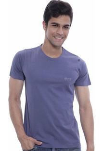 Camiseta Oitavo Ato Monitor Indigo - Masculino