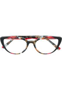 Etnia Barcelona Óculos De Sol Gatinho - Estampado