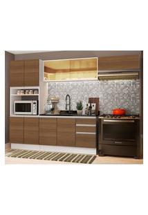 Cozinha Completa Madesa Acordes 100% Mdf