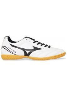 Tenis Mizuno Futsal Morelia Neo Branco Preto