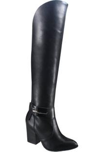Bota Feminina Ramarim Over Knee Total Comfort