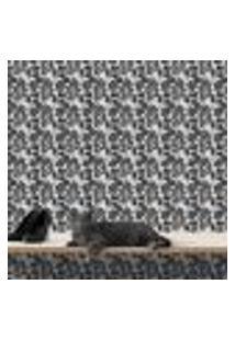 Papel De Parede Autocolante Rolo 0,58 X 3M - Flores 279722960