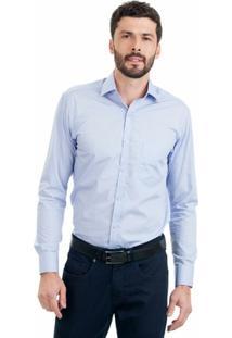 Camisa Di Sotti Silk Lisa Lilás - Masculino