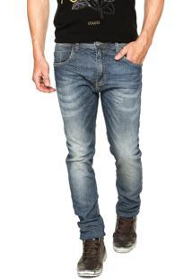 Calça Jeans Colcci Pedro Estonada Azul