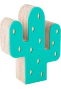Enfeite Le Pinpop Mini Cactus Verde