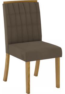 Cadeiras Para Cozinha Tauá Nature/Bege - Henn