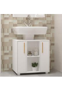 Balcão Para Banheiro Linha Versa Bbn 08 - Brv Móveis