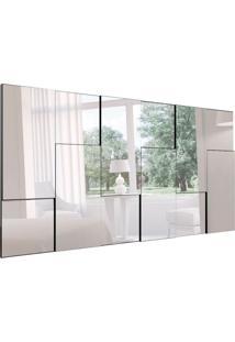 Espelho Decorativo Judas (180X90) Preto