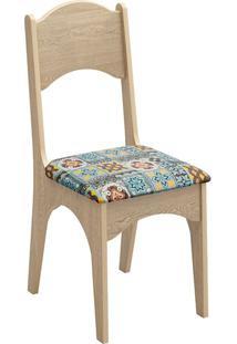 Cadeira Ca18 Ladrilho Carvalho