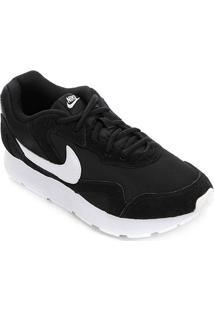 Tênis Nike Delfine Masculino - Masculino-Preto+Branco