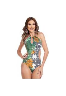 Maiô Engana Mamãe Maré Brasil Verde