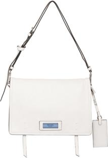 Prada Bolsa 'Etiquette' - Branco