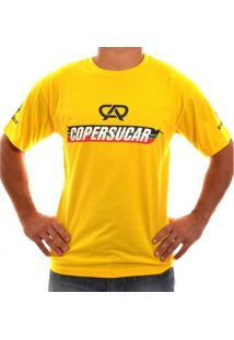 Camiseta Fórmula Retrô Copersucar Fittipaldi 1978 - Masculino