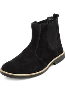 Bota The Box Project La Palma - Masculino-Preto