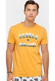 Camiseta Triton Estampa Rebels Masculina - Masculino