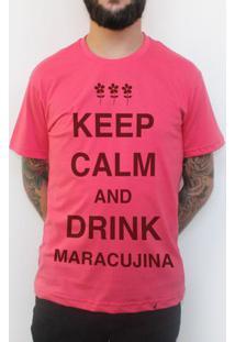 Maracujina - Camiseta Clássica Masculina
