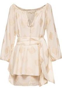 Vestido Thalita Off White