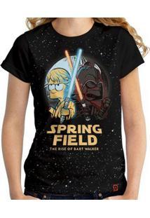 Camiseta Rise Of Bart