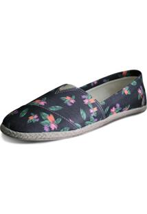 Alpargatas Doca Clothing Flores Estampado