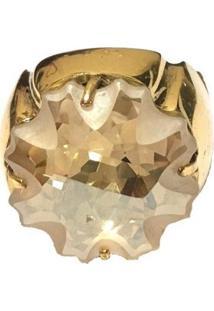 Anel Armazém Rr Bijoux Cristal Swarovski