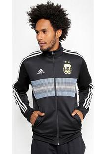 Jaqueta Seleção Argentina Adidas 3S Masculina - Masculino