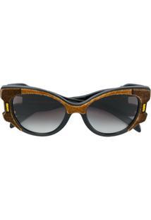Óculos De Sol Haste Veludo feminino   Gostei e agora  aa65b8f299
